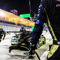 #98, Aston Martin Racing, Aston Martin V8 Vantage, driven by: Paul Dalla Lana, Pedro Lamy, Mathias Lauda, WEC BAPCO 6 Hours of Bahrain, 18/11/2017,