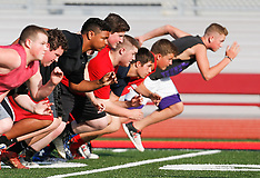 06/12/17 Bridgeport Football Summer Practice