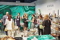 The ANNA 2015 NYNow display booth and products photographed by John Muggenborg.