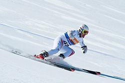 VETROV Alexander, RUS, Downhill, 2013 IPC Alpine Skiing World Championships, La Molina, Spain