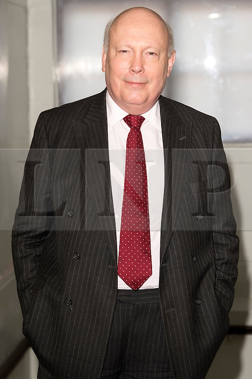 © Licensed to London News Pictures. 12/04/2016. Lord Julien Fellowes launches his  new 'Belgravia' book app for the iPad. The London Book Fair. London, UK. Photo credit: Ray Tang/LNP