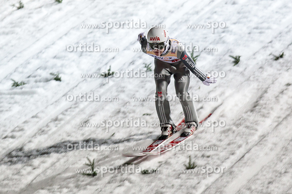 21.11.2014, Vogtland Arena, Klingenthal, GER, FIS Weltcup Ski Sprung, Klingenthal, Herren, HS 140, Qualifikation, im Bild MARINUS KRAUS // during the mens HS 140 qualification of FIS Ski jumping World Cup at the Vogtland Arena in Klingenthal, Germany on 2014/11/21. EXPA Pictures &copy; 2014, PhotoCredit: EXPA/ Newspix/ Katarzyna Plewczynska<br /> <br /> *****ATTENTION - for AUT, SLO, CRO, SRB, BIH, MAZ, TUR, SUI, SWE only*****