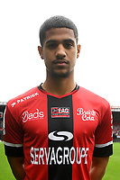 Ludovic Blas during photocall of En Avant Guingamp for new season 2017/2018 on September 7, 2017 in Guingamp, France. (Photo by Philippe Le Brech/Icon Sport)