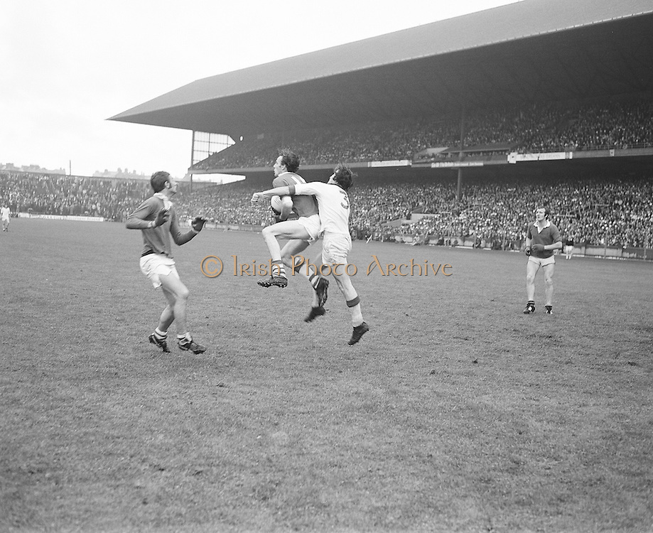 All Ireland Football Semi-Final.Cork v Tyrone.Croke Park, Dublin.19.08.1973.19th August 1973