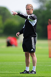 Bristol City's head coach, Sean O'Driscoll - Photo mandatory by-line: Dougie Allward/JMP - Tel: Mobile: 07966 386802 27/06/2013 - SPORT - FOOTBALL - Bristol -  Bristol City - Pre Season Training - Npower League One