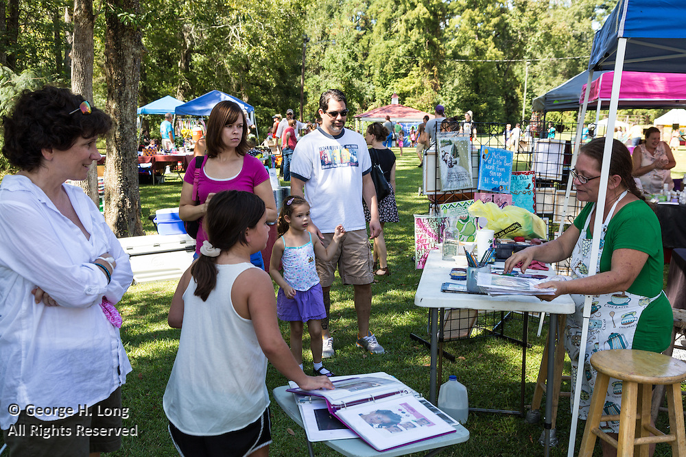 Abita Springs Water Festival, October 12, 2014