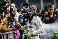 Singapore - Formula 1 Gran Premio di Singapore 2016 - nella foto : Nico Rosberg  - Mercedes   W07 - Formula 1