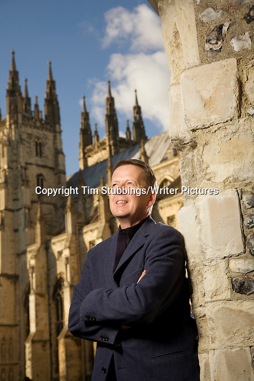 Bill Turnbull, in Canterbury <br /> 20th October 2011<br /> <br /> Photograph by Tim Stubbings/Writer Pictures<br /> <br /> <br /> WORLD RIGHTS