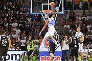 DESCRIZIONE : Campionato 2014/15 Dinamo Banco di Sardegna Sassari - Virtus Granarolo Bologna<br /> GIOCATORE : Jeff Brooks<br /> CATEGORIA : Schiacciata Sequenza Controcampo<br /> SQUADRA : Dinamo Banco di Sardegna Sassari<br /> EVENTO : LegaBasket Serie A Beko 2014/2015<br /> GARA : Dinamo Banco di Sardegna Sassari - Virtus Granarolo Bologna<br /> DATA : 12/10/2014<br /> SPORT : Pallacanestro <br /> AUTORE : Agenzia Ciamillo-Castoria / Luigi Canu<br /> Galleria : LegaBasket Serie A Beko 2014/2015<br /> Fotonotizia : Campionato 2014/15 Dinamo Banco di Sardegna Sassari - Virtus Granarolo Bologna<br /> Predefinita :