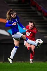 Charlie Wellings of Bristol City - Mandatory by-line: Ryan Hiscott/JMP - 17/02/2020 - FOOTBALL - Ashton Gate Stadium - Bristol, England - Bristol City Women v Everton Women - Women's FA Cup fifth round