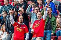 ALKMAAR, 19-05-2017, AZ - FC Groningen,  AFAS Stadion, supporters