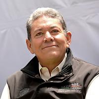 Toluca, México.- Fernando Alberto García Cuevas, delegado federal de SEDESOL, durante la entrega de apoyos a proyectos productivos del Estado de México por parte del INAES. Agencia MVT / Crisanta Espinosa