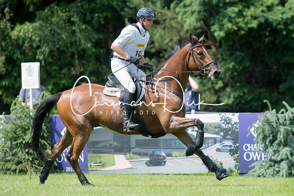 Dibowski Andreas, (GER), It's Me xx   <br /> Cross country - CCI4* Luhmuhlen 2016<br /> © Hippo Foto - Jon Stroud<br /> 18/06/16