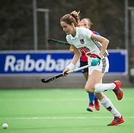 BILTHOVEN - hoofdklasse competitie dames, SCHC-Amsterdam.  Felice Albers (A'dam)  COPYRIGHT KOEN SUYK
