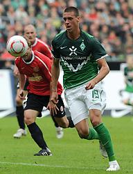 18.09.2010, Weserstadion, Bremen, GER, 1. FBL, Werder Bremen vs 1. FSV Mainz 05, im Bild Sandro Wagner (Bremen #19)   EXPA Pictures © 2010, PhotoCredit: EXPA/ nph/  Frisch+++++ ATTENTION - OUT OF GER +++++