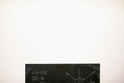 Dec. 15, 2012 - Mathematics on a blackboard (Credit Image: © Image Source/ZUMAPRESS.com)