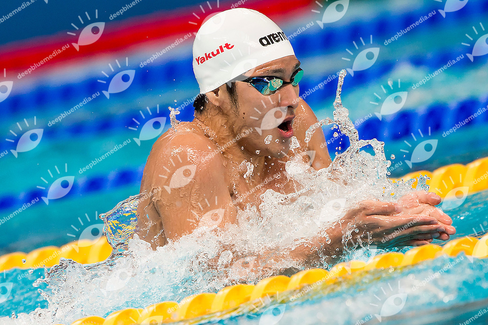 SETO Daiya JPN<br /> 200 Medley Men Heats<br /> Swimming - Kazan Arena<br /> Day13 05/08/2015<br /> XVI FINA World Championships Aquatics Swimming<br /> Kazan Tatarstan RUS July 24 - Aug. 9 2015 <br /> Photo A.Masini/Deepbluemedia/Insidefoto