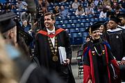 Graduate commencement. Photo by Zack Berlat.