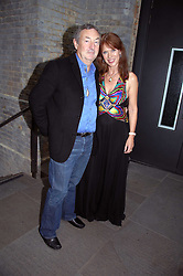 NICK & NETTE MASON at the Roundhouse Rock and Roll Circus - an evening to raise funds for the Roundhouse's continued delivery of projects and facilities for young people, held at The Roundhouse, Chalf Farm Road, London on 12th June 2008.<br />