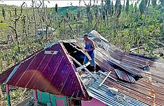 Haiti after Hurricane, 10 Oct. 2016