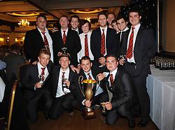 Northants Cricket Dinner Awards Wicksteed Park 22 October 2012