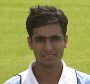 Photo Peter Spurrier.20/06/2002.Ajay Ratra 20020620, India Test Team, Nets, Lords. [Mandatory Credit Peter Spurrier:Intersport Images]