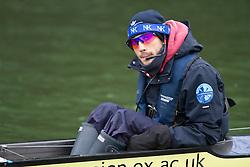 OUBC Blue Boat Cox Adam Barhamand (Wolfson - USA)