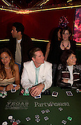 Jade Jagger, Val Kilmer  and Victoria Smirnof . PARTYPOKER.COM masterclass hosted by poker author Tony Holden. Ultra Lounge, Selfridges. 11 May 2005. ONE TIME USE ONLY - DO NOT ARCHIVE  © Copyright Photograph by Dafydd Jones 66 Stockwell Park Rd. London SW9 0DA Tel 020 7733 0108 www.dafjones.com