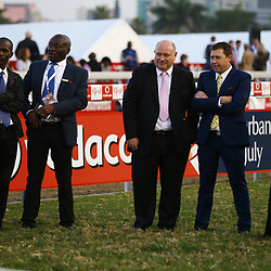 General views during RACE 7 THE VODACOM DURBAN JULY (Grade 1) - 2200m – R4 250 000 at THE VODACOM DURBAN JULY at Greyville Racecourse in Durban, South Africa on 1st July 2017<br /> Photo by:  Steve Haag Sports