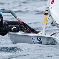 Laser EC 2016 Gran Canaria/The crazy 2nd Day