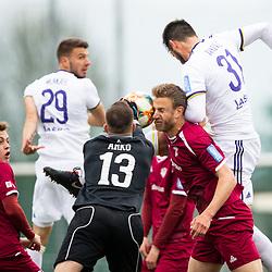 20190406: SLO, Football - Prva liga Telekom Slovenije 2018/19, NK Triglav vs NK Maribor