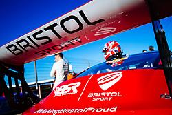 Dino Zamparelli takes his first race win of the season with a fastest lap | Bristol Sport Racing | #88 Porsche 911 GT3 Cup Car | Porsche Carrera Cup GB | Race 1 - Mandatory byline: Rogan Thomson/JMP - 07966 386802 - 27/09/2015 - MOTORSPORT - Silverstone Circuit - Towcester, England - BTCC Meeting Day 2.