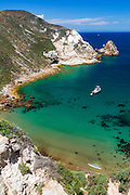 Potato Harbor, Santa Cruz Island, Channel Islands National Park, California