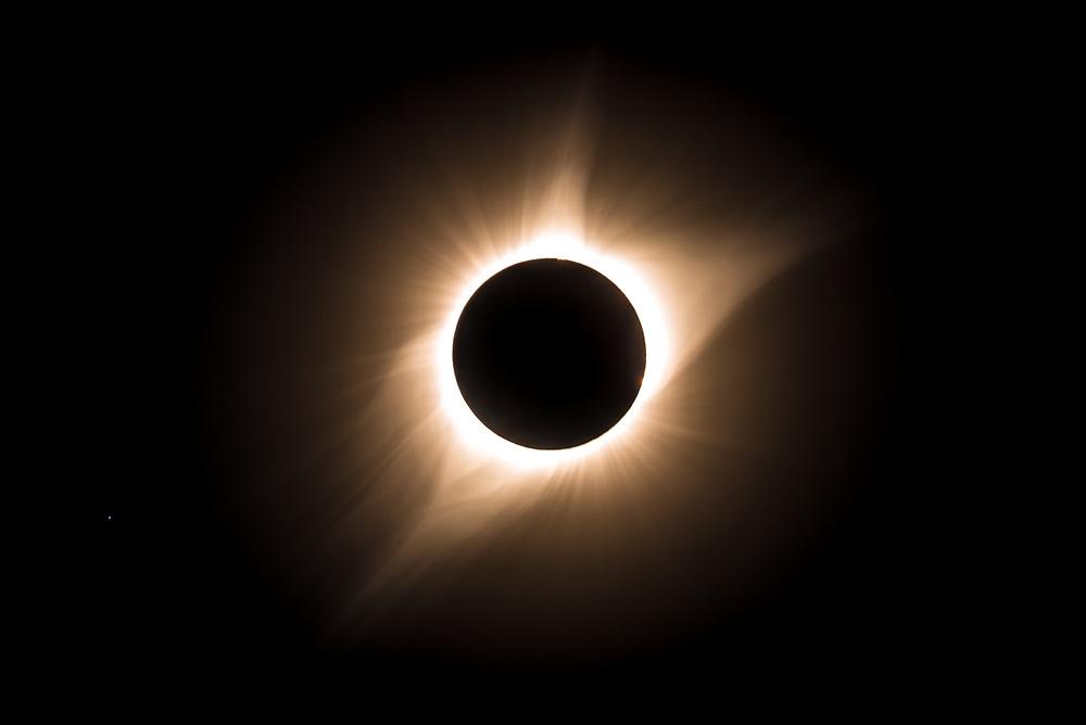 Pictures of the total eclipse taken in Wyoming in 2017.<br /> <br /> Camera <br /> NIKON D610<br /> Lens <br /> TAMRON SP AF 150-600mm F5-6.3 VC USD A011N<br /> Focal Length <br /> 600<br /> Shutter Speed <br /> 1/8<br /> Aperture <br /> 6.3<br /> ISO <br /> 50