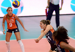 24-09-2014 ITA: World Championship Volleyball Thailand - Nederland, Verona<br /> Anne Buijs