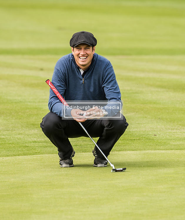Vernon Kay at The ISPS HANDA Mike Tindall Celebrity Golf Classic<br /> <br /> (c) John Baguley | Edinburgh Elite media