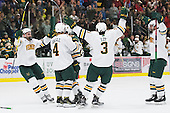 Clarkson vs Vermont Men's Hockey 10/08/16
