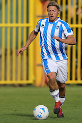 July 25, 2017 - Avezzano, AQ, Italy - Alessandro Crescenzi of Pescara Calcio 1936 in action during the Pre-Season 2017/2018 Friendly Match Pescara Calcio 1936 v Teramo Calcio 1913, at Dei Marsi Stadium on July 25, 2017 in Avezzano, Italy  (Credit Image: © Danilo Di Giovanni/NurPhoto via ZUMA Press)
