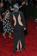 May 5, 2015 - New York, NY, USA - <br /> <br /> Miley Cyrus attending the Costume Institute Benefit Gala  celebrating the opening of China: Through the Looking Glass at The Metropolitan Museum of Art on May 4, 2015 in New York City<br /> ©Exclusivepix Media