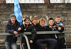 Young Westport Fans enjoying their day out at Cusack park.<br />