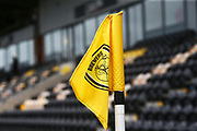 General view of the Pirelli Stadium and corner flag during the EFL Sky Bet League 1 match between Burton Albion and Bradford City at the Pirelli Stadium, Burton upon Trent, England on 26 January 2019.