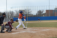 2017 - Macalester College hosts Augsburg and wins both games. These are photos of the second game.<br /> <br />  -- Copyright Christopher Mitchell / SportShotPhoto.com