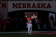Nebraska Cornhuskers running back Terrell Newby #34 during Nebraska's game against Maryland at Memorial Stadium in Lincoln, Neb. on Nov. 19, 2016. Photo by Aaron Babcock, Hail Varsity