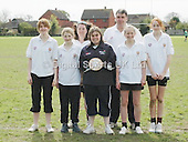 Aylesbury RFC Juniors Festival. 17-04-2005. Team and Presentation Pics.