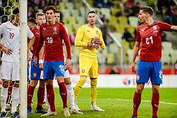 November 15, 2018 - Gdansk, Poland, Czech goalkeeper JIRI PAVLENKA during football friendly match between Poland - Czech Republic at the Stadion Energa in Gdansk, Poland