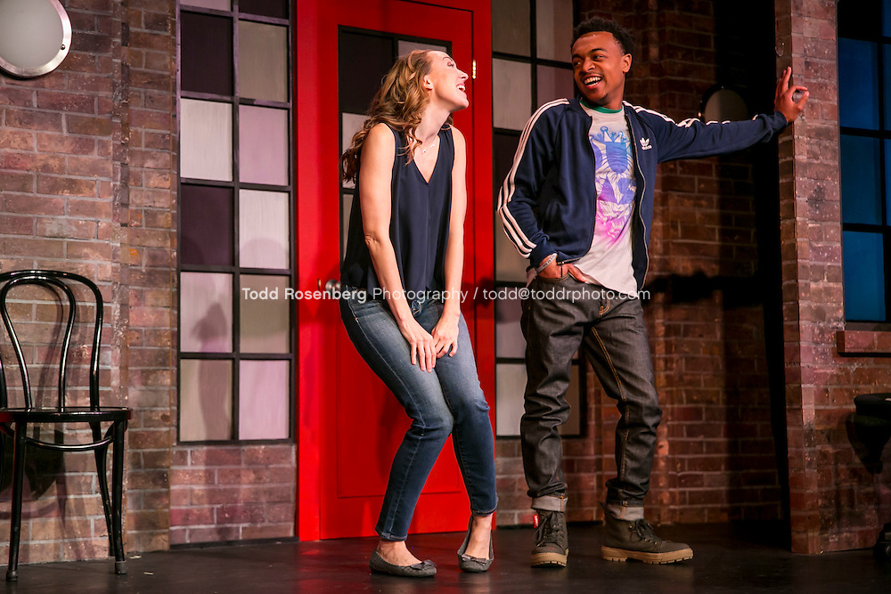2/18/16 8:28:44 PM -- The Second City Presents<br /> #DateMe an OK Cupid Experiment<br /> <br /> &copy; Todd Rosenberg Photography 2016