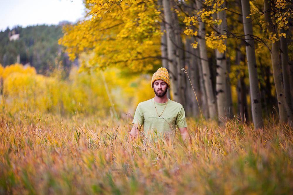 Ryan Hamity at Gold Hill, COLORADO