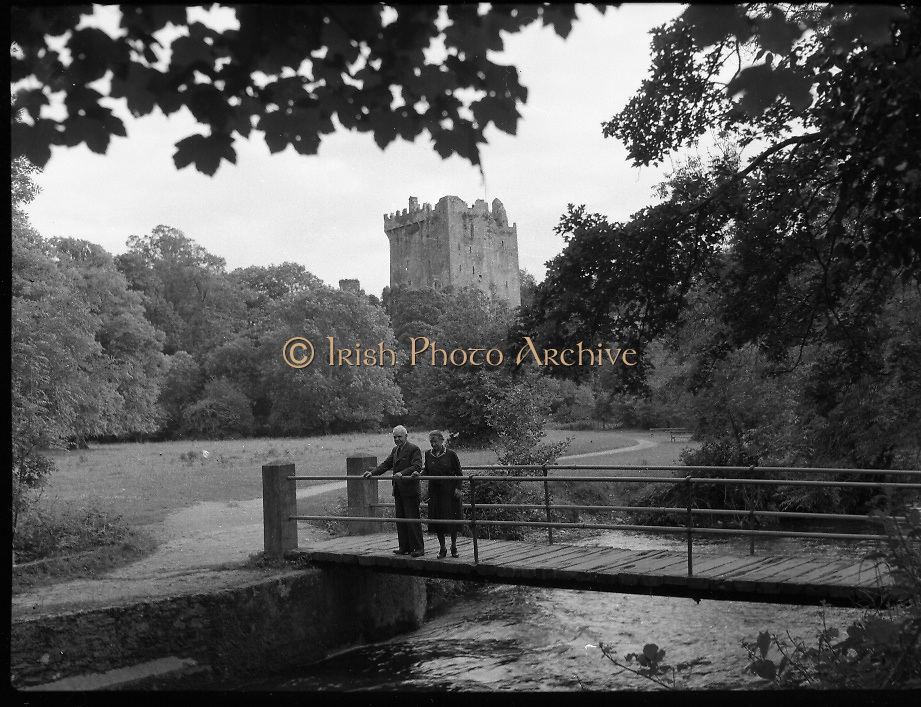 Views - Blarney Castle, Blarney, Co. Cork.<br />