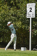 Satoshi Kodaira (JPN) watches his tee shot on 2 during round 1 of the World Golf Championships, Mexico, Club De Golf Chapultepec, Mexico City, Mexico. 2/21/2019.<br /> Picture: Golffile | Ken Murray<br /> <br /> <br /> All photo usage must carry mandatory copyright credit (© Golffile | Ken Murray)