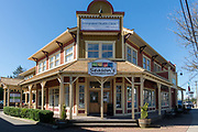 Integrated Health Clinic and Seasons Juice Bar in downtown Fort Langley, British Columbia.